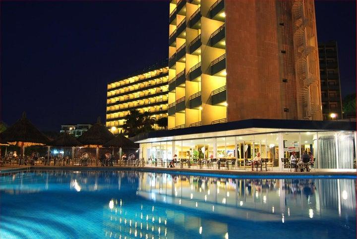 Beverly Playa Hotel in Paguera, Majorca, Balearic Islands