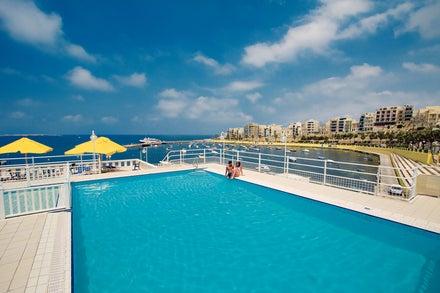 Gillieru Harbour Hotel in St Paul's Bay, Malta