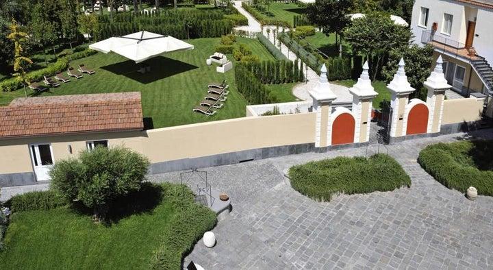 Relais Villa Buonanno in Ercolano, Neapolitan Riviera, Italy