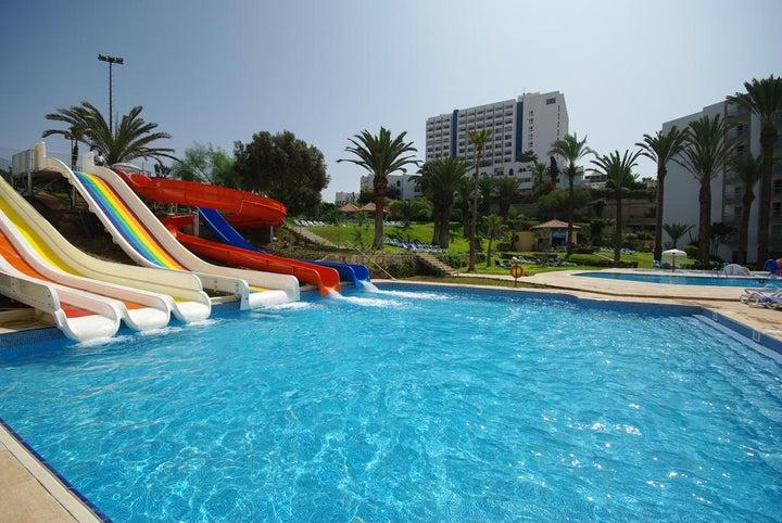 Kenzi Europa Hotel in Agadir, Morocco