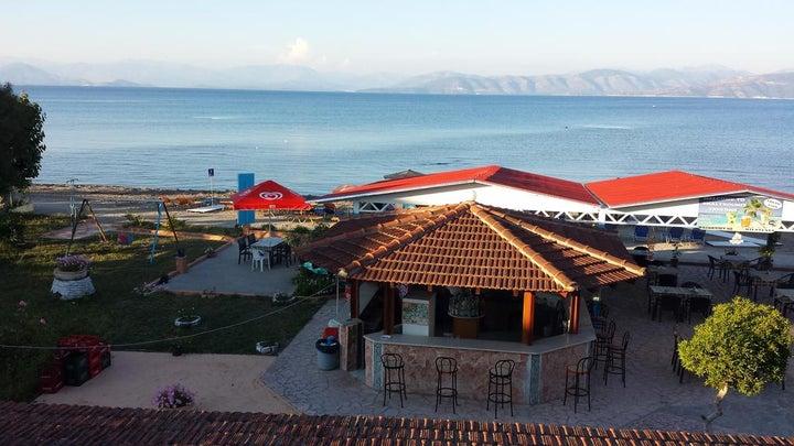 Nikolas Club in Kavos, Corfu, Greek Islands