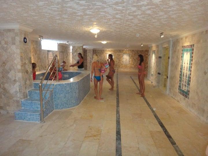 Temple Miletos Hotel in Bodrum, Aegean Coast, Turkey
