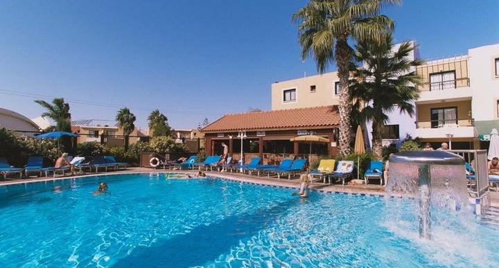 Senator Hotel Apartments in Ayia Napa, Cyprus | Holidays ...