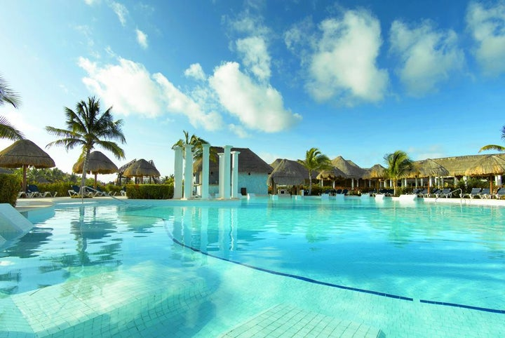 Grand Palladium Colonial Resort & Spa All Incl in Riviera Maya, Mexico