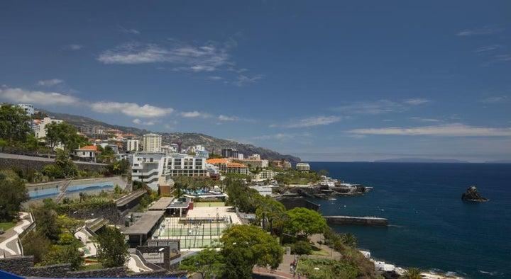 Baia Azul in Funchal, Madeira, Portugal
