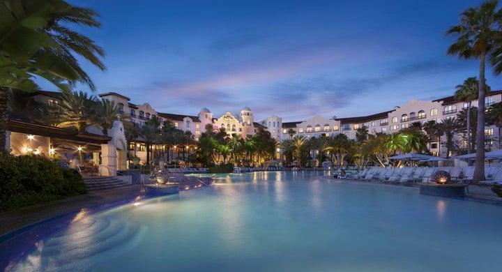 Hard Rock Hotel At Universal Orlando in Orlando, Florida, USA