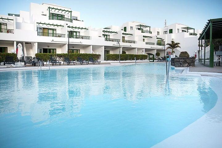 El Guarapo Apartments in Costa Teguise, Lanzarote, Canary Islands
