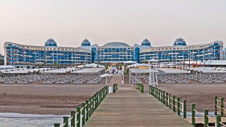 Sueno Hotels Deluxe Belek in Belek, Antalya, Turkey