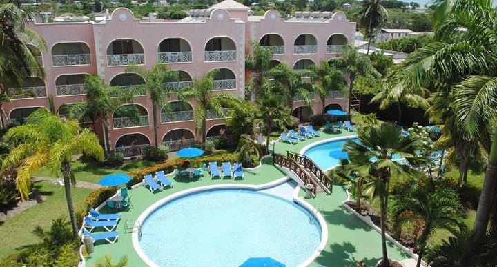 Sunbay Hotel In Christchurch Barbados