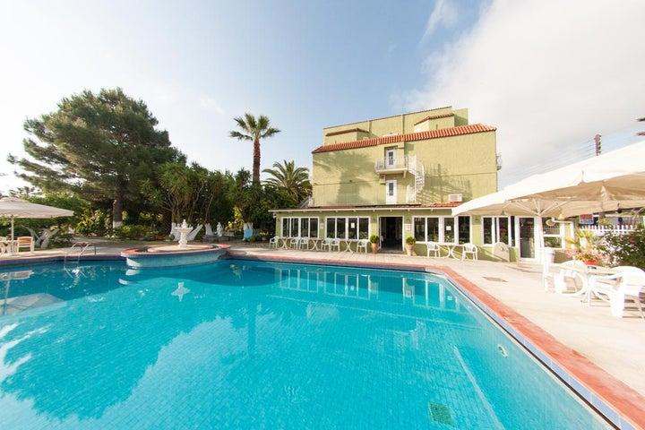 La Cite Hotel in Lixouri, Kefalonia, Greek Islands