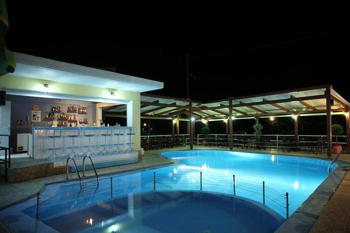 Montreal Hotel (Fereniki Complex) in Georgioupolis, Crete, Greek Islands