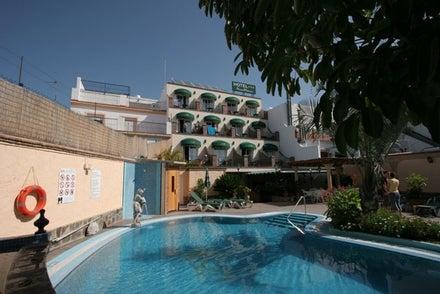 Hotel Nerja Princ in Nerja, Costa del Sol, Spain