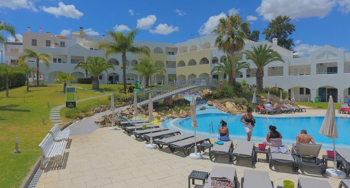 Natura algarve club in albufeira portugal holidays from - Natura portugal ...