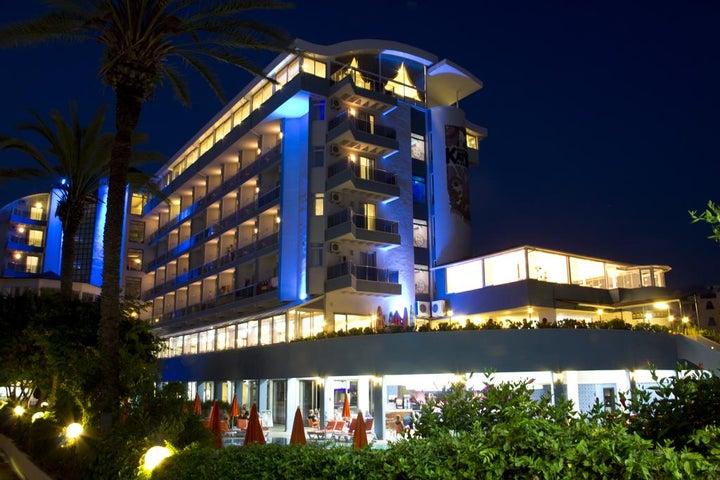Katya Hotel in Alanya, Antalya, Turkey