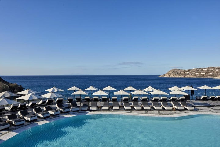 Myconian Imperial Resort & Thallaso Center in Elia Mykonos, Mykonos, Greek Islands