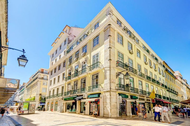 Hotel LX Rossio in Lisbon, Portugal