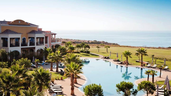 Cascade Resort in Lagos, Algarve, Portugal