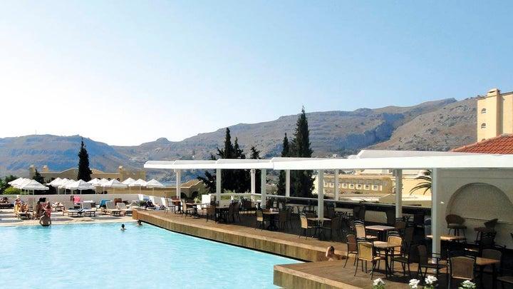 Lindos Village Resort & Spa in Lindos, Rhodes, Greek Islands