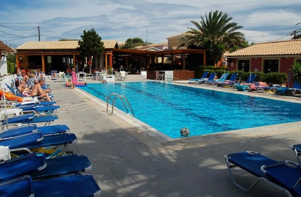 Goudelis Apartments Sidari Corfu Island Sidari Corfu Greek Islands