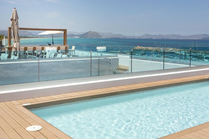 Som Llaüt Boutique Hotel in Ca'n Picafort, Majorca, Balearic Islands
