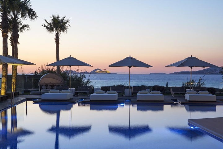 Aqua Blu Boutique Hotel & Spa in Lambi, Kos, Greek Islands