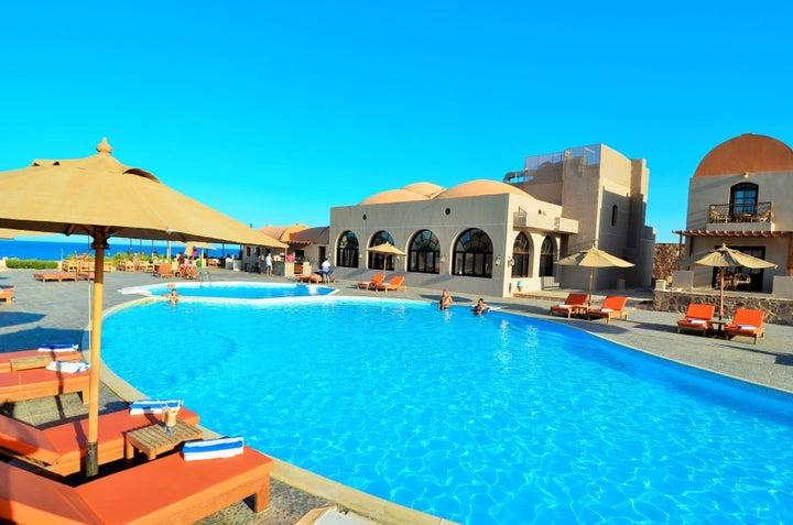 Rohanou Beach Resort and Ecolodge in Marsa Alam, Red Sea, Egypt
