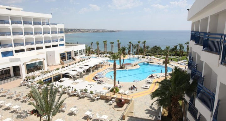 Holidays To Ascos Coral Beach Hotel