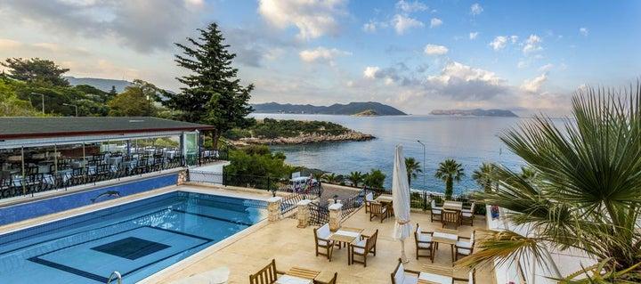 Aqua Princess Hotel in Kas, Antalya, Turkey