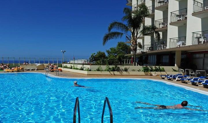 Dorisol Florasol Aparthotel in Funchal, Madeira, Portugal