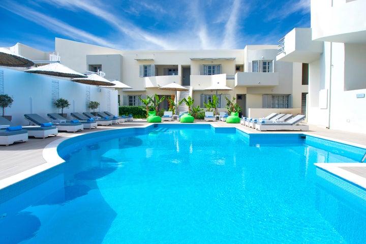 Elounda Garden Suites in Elounda, Crete, Greek Islands