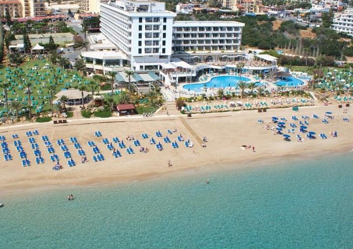 Sunrise Beach Hotel in Protaras, Cyprus