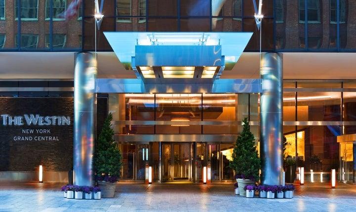 Westin New York Grand Central Hotel in New York, New York, USA