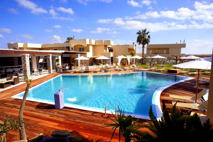 Venezia Resort Hotel in Faliraki, Rhodes, Greek Islands