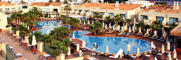 Valentin Star Hotel in Cala'n Bosch, Menorca, Balearic Islands