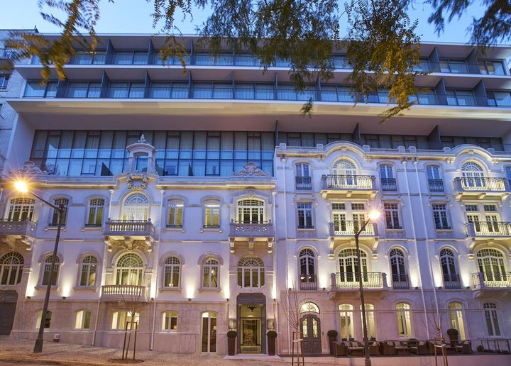 PortoBay Liberdade Hotel in Lisbon, Portugal