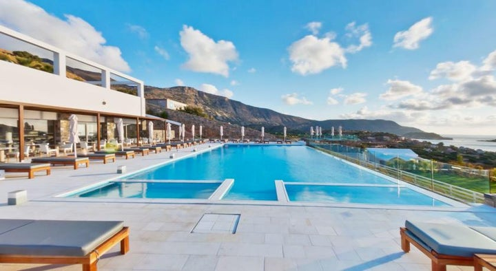 Royal Marmin Bay Boutique & Art Hotel in Elounda, Crete, Greek Islands