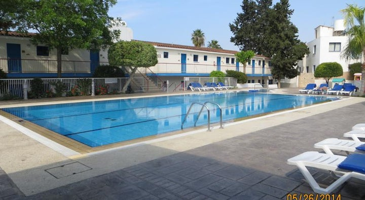 Green Bungalows Hotel Apartments in Ayia Napa, Cyprus