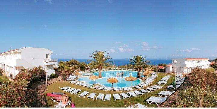 Sun Club El Dorado in Puig de Ross, Majorca, Balearic Islands