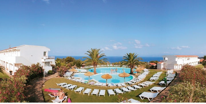 Sun Club El Dorado in Puig de Ross, Majorca, Balearic Islands