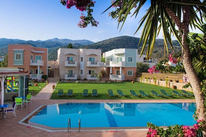 King Village in Malia, Crete, Greek Islands