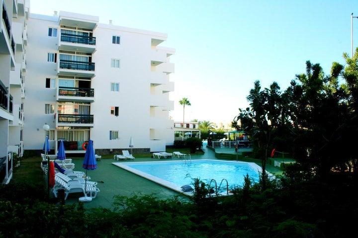 Roca Verde Apartments in Playa del Ingles, Gran Canaria, Canary Islands