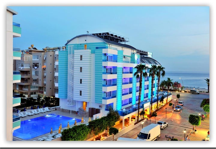 Mesut Hotel in Alanya, Antalya, Turkey