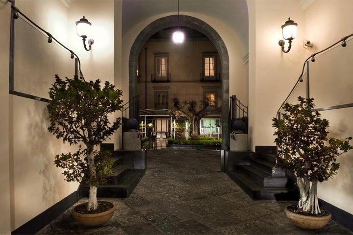 Palazzo Caracciolo Mgallery in Naples, Neapolitan Riviera, Italy