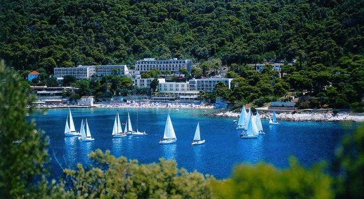 Hotel Splendid in Dubrovnik, Dubrovnik Riviera, Croatia