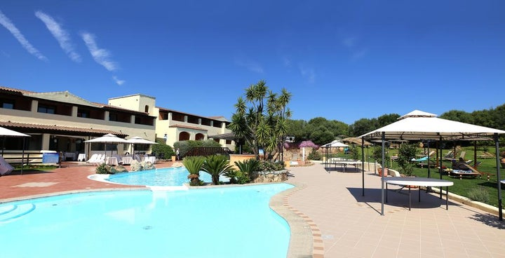 Hotel Speraesole in Olbia, Sardinia, Italy