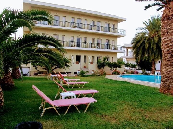 Ambrosia Hotel in Malia, Crete, Greek Islands