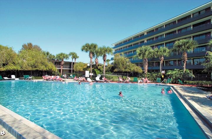 Rosen Inn International in Orlando, Florida, USA