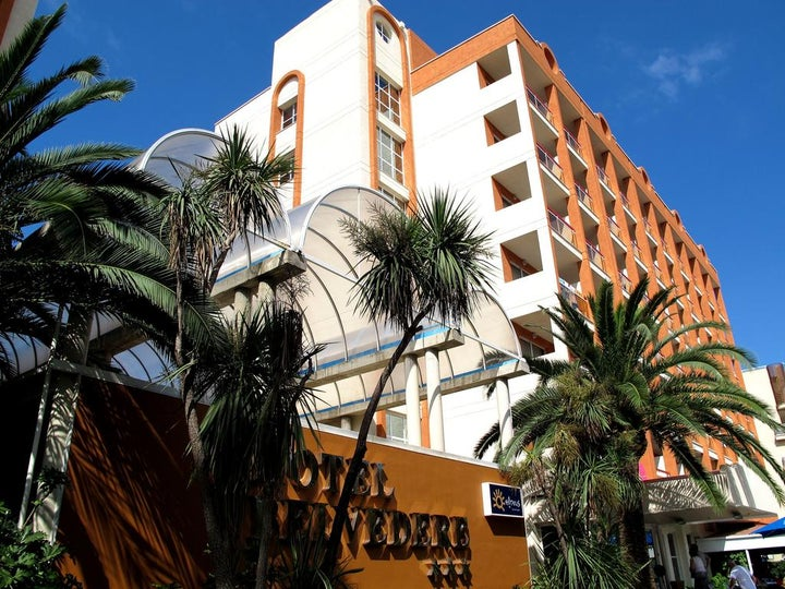 Ohotels Belvedere in Salou, Costa Dorada, Spain