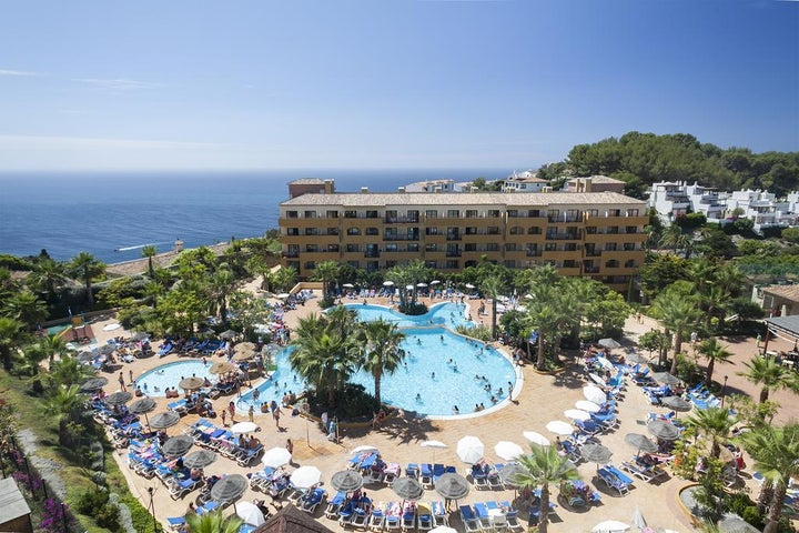 Best Alcazar hotel in La Herradura, Costa Tropical, Spain