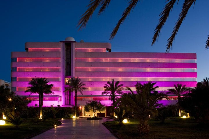 El Hotel Pacha in Ibiza Town, Ibiza, Balearic Islands